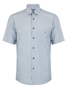 Douglas 15598 Stripe Shirt