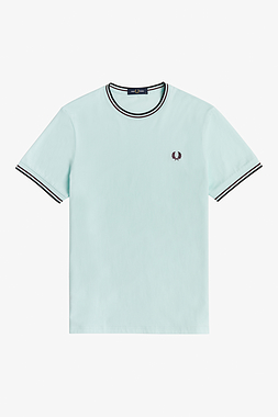 Fred Perry M1588 Twin Tipped T-Shirt Brighton