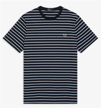 Fred Perry Fine Stripe T Shirt