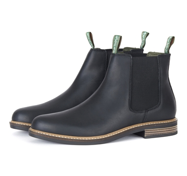 Barbour Farsley Boot Black