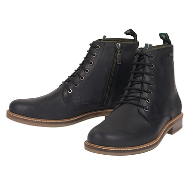 Barbour Seaham Boot Black