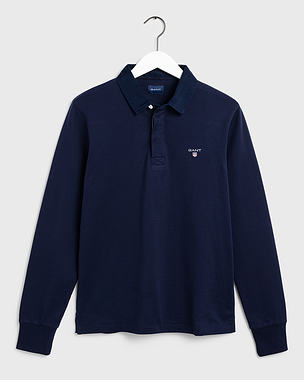 Gant Original Heavy Rugger Evening Blue