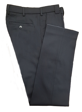Meyer 2-333 Poly Wool Roma Trousers Black