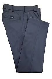 Meyer 2-333 Poly Wool Roma Trousers Navy