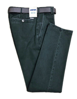 Meyer 2-5572 New York Trousers Forest