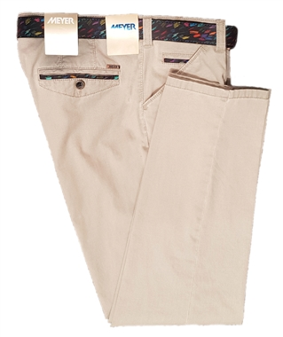 Meyer Grey Chicago Trousers