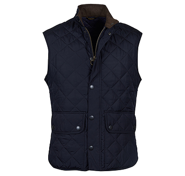 Barbour Lowerdale Gilet Navy