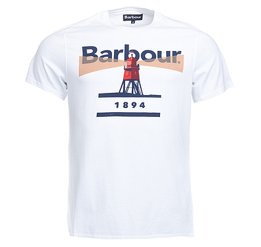 Barbour Lighthouse Tee