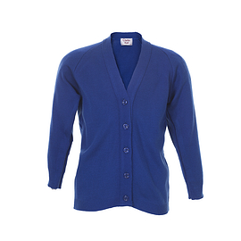 Royal Blue Cardigan