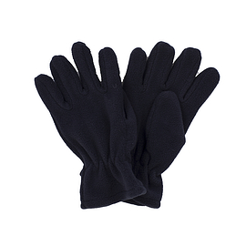 Navy Fleece Gloves