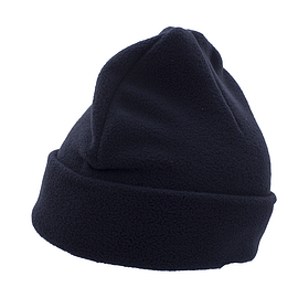 Navy Fleece Hat