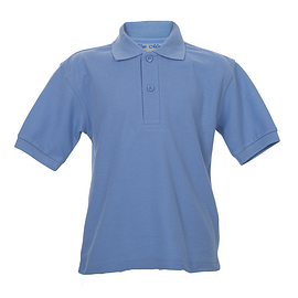 Riddlesworth Hall Blue Polo