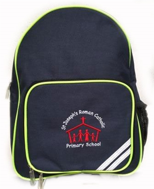 Saint Josephs Hi-Vis Backpack