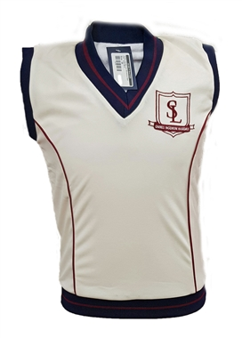 South Lee Cricket Sleeveless Pullover