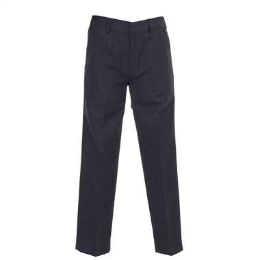 Trutex Boys Junior Slim fit Trousers Grey