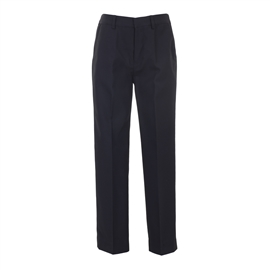 Trutex Junior Boys Classic Fit Trousers Black