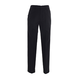 Trutex Boys Junior Slim Fit Trousers Black