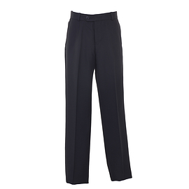 Trutex Boys Slim fit Trousers Black