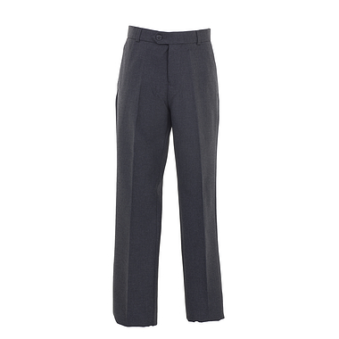 Trutex Boys Slim fit Trousers Grey