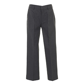 Trutex Boys Junior Classic fit Trousers Grey