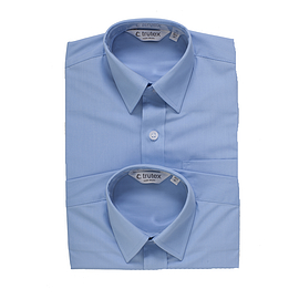 Trutex Long Sleeve Blue Shirts