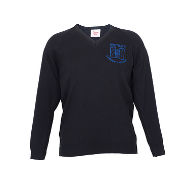Westgate Primary V-Neck Sweater