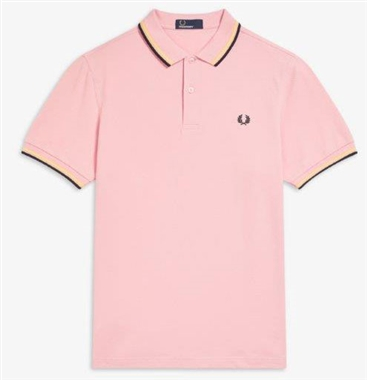 Fred Perry M3600 457 Twin Tipped Polo