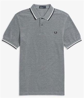 Fred Perry M3600 H33 Twin Tipped Polo